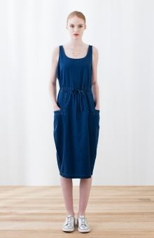 Elk Accessories Denim Dress