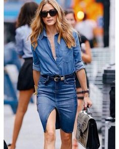 Jeans!!! #oliviapalermo #fashiongirl #girlswithstyle #streetstyle #lookjeans by messforgirls