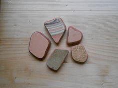 Terracotta Sea pottery  5 pezzi fantasia in di lepropostedimari