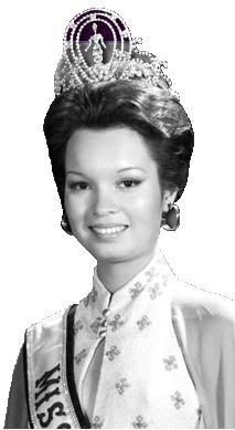 Margie Moran (Philippines) Miss Universe 1973