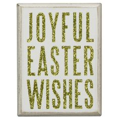 Joyful Easter Wishes