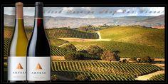 Welcome Artesa Vineyards & Winery - Homepage