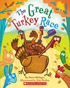 This book gives kids a chance to root for the Thanksgiving turkey — all the while providing a non-threatening approach to beginning to think about what it must be like to be food.