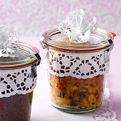 Marzipankuchen im Glas Rezept | Küchengötter