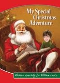 On Christmas Eve, the Christmas Angel takes your child to Santa's workshop where they meet Santa Claus and his helpers. Your child travels the world with Santa on his reindeer-drawn sleigh and helps deliver presents to the children as well as learning about the different Christmas traditions in each country.    Your child is the star! My Adventure Photo Paperback Books are personalized story books which include your child's name and photo throughout. They are the star of an exciting ....