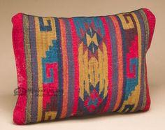 Southwest Zapotec Pillow 12x16 (ad)