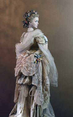 View album on Yandex. Victorian Dolls, Vintage Dolls, Antique Dolls, Pretty Dolls, Beautiful Dolls, Bjd Dolls, Doll Toys, Enchanted Doll, Creative Costumes