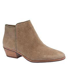 b621e0ed83ae Sam Edelman Petty Booties  Dillards This color is called Putty Sam Edelman  Petty Boots