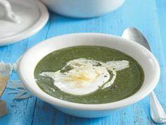 Zelená polévka Soup, Ethnic Recipes, Soups