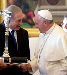 Los católicos no causaron ofensa a los judíos, según un libro sobre la Inquisición regalado por Netanyahu al Papa