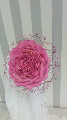 Pink composite bouquet