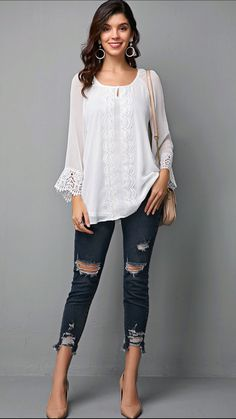 Here are some Spring Break outfit ideas you and your friends can do during the holidays.These Spring Break outfit ideas are the best, from picnics on the lawn to visiting local museums and concerts. Spring Break Party, Skater Girl Outfits, Trendy Tops For Women, Dresses For Less, Blouse Outfit, Spring Fashion, Fashion Outfits, Local Museums, Outfit Ideas