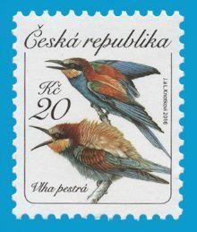 Die Tschechische Post gab am 12.10..2016 eine Sondermarke, einen Block und eine Freimarke heraus. http://sammler.com/bm/tschechien-neuausgaben.htm#12.10.2016
