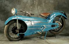 1930 art deco motorcycle