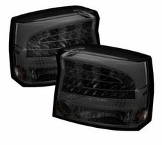 Dodge Charger 09-10 LED Tail Lights - Smoke 2009-2010 > Dodge > Charger. ** NOTE : PRODUCT IMAGE MAY NOT BE VEHICLE SPECIFIC.