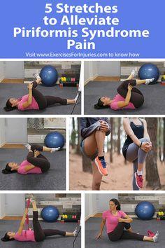 Piriformis Pain Relief