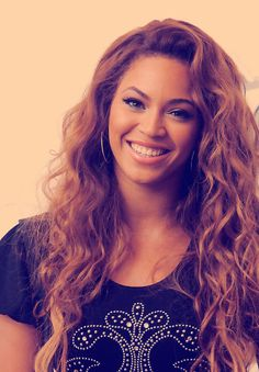 She's is one gorgeous woman! #Beyonce #Beautiful #Smile