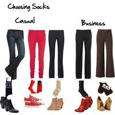 Choosing Socks, Imogen Lamport, Wardrobe Therapy, Inside out Style Blog, Bespoke Image