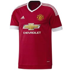 The Football Nation Ltd - Manchester United Home Shirt 2015-16, �49.99 (http://www.thefootballnation.co.uk/manchester-united-adidas-home-shirt-2015-16/)