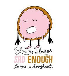 Doughnut?