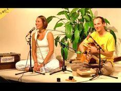 Maha Mantra and Gayatri Mantra chanted by Gauri and Johannes Gayatri Mantra, Yoga Videos, Ayurveda, Youtube, Youtubers, Youtube Movies