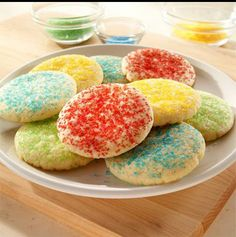 Yummy GF Sugar cookies