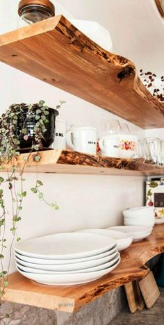 Nice Best Country Decor Ideas Floating Shelves Rustic Farmhouse Decor Tutorials and Easy Vintage Shabby Chic Home Decor for Kitchen Living Room and Bathroom Creative Country Crafts Ru ..