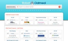 Coupon codes for Online Shopping