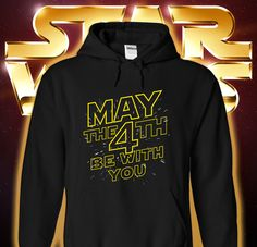 MAY THE 4TH BE WITH YOU #movie #hoodies #StarWars #tshirt  Buy Here: http://riibit.com/VGIWPRT