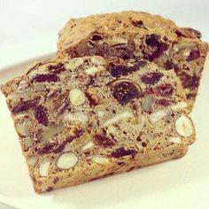 Niederländischer Frühstückskuchen (vegan) - Teekesselchen