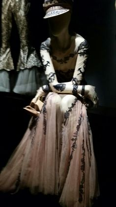 Gorgeous tattoo gown, Jean Paul Gaultier