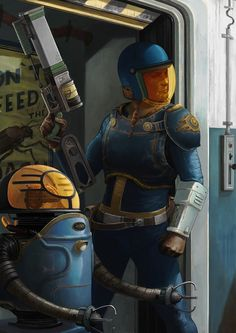 Fan art for Fallout. All rights Zenimax / Bethesda. Fallout Theme, Fallout Fan Art, Fallout Concept Art, Fallout Funny, Cyberpunk, Fallout Wallpaper, Nuclear Winter, Post Apocalyptic Art, Bioshock Cosplay
