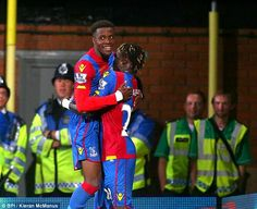 Palace v Shrewsbury - League Cup