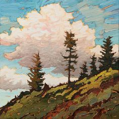 Ken Faulks - Visual Artist - Canadian Plein Air Painter