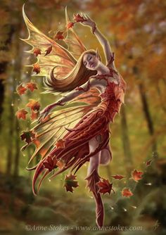 Autumn faerie....