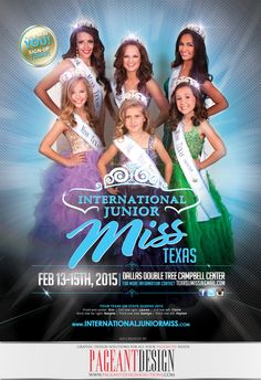 28 best pageant flyers promo ideas images on pinterest flyers