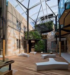 Australian Institute of Architects Announces 2015 National Architecture Awards,David Oppenheim Award – The University of Queensland Global Change Institute / HASSELL (Qld) . Image © Peter Bennetts