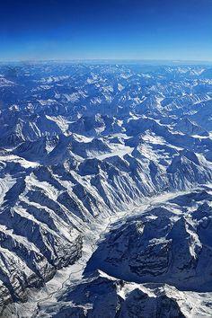 The Himalayas: Zanskar Range, Ladakh, Jammu & Kashmir, India