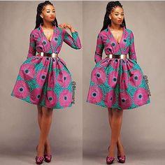 I really like the print too African Fashion Designers, African Print Fashion, Africa Fashion, African Fashion Dresses, African Prints, African Attire, African Wear, African Dress, African Clothes