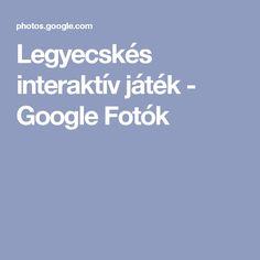 Legyecskés interaktív játék  - Google Fotók