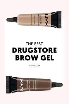The best drugstore brow gels