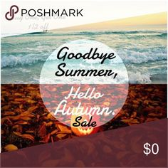 💰💰SALE 💰💰 Goodbye Summer sale.  All summer items are buy one, get one 50% off.  Tops. Shorts. Swimwear. Sandals.  Men and Kids items are included. Contact me to bundle for discount.  Sale ends 9/30. Tamarismom Other