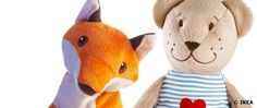 Every year, the IKEA Foundation donates €1 for every soft toy sold in participating IKEA stores in November and December.