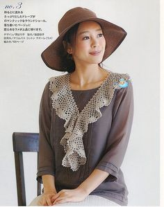 Let's Knit Series 80324 2016 Knitted Shawls, Crochet Scarves, Crochet Shawl, Crochet Lace, Crochet Collar, Lace Collar, Crochet Books, Love Crochet, Crochet Stitches Chart
