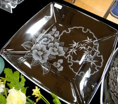 My Work [Glass Engraving]