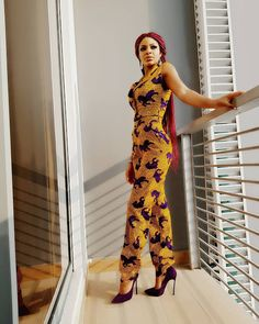 abec2a1b3210 African Print Jumpsuit Styles 2018 You Need to Express Your Beauty