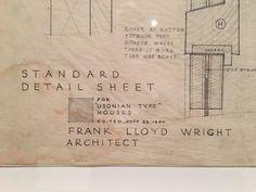 Feature Analysis of Usonian Perforated Board Designs | by Tangibit Studios | Tangibit Studios | Medium San Francisco Quotes, Usonian House, Title Block, Richard Feynman, Standard Deviation, Clerestory Windows, Frank Lloyd Wright, The Struts, Cladding