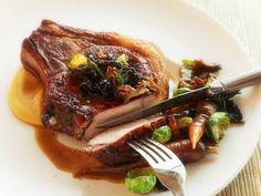 Serious Eats: Reverse-Pan-Seared Pork Chops