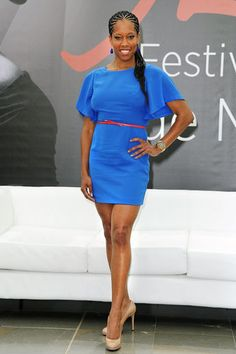 Regina King - Reminds me so much of my Mom.