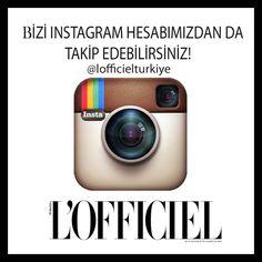 Bizi Instagram hesabımızdan da takip edebilirsiniz.